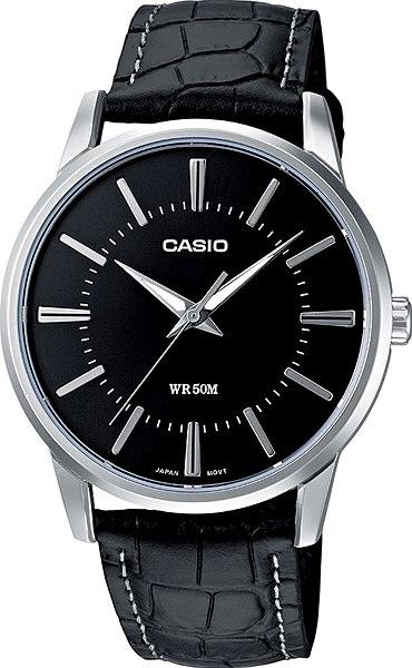 dárek pro muže; pánské analogové hodinky Casio