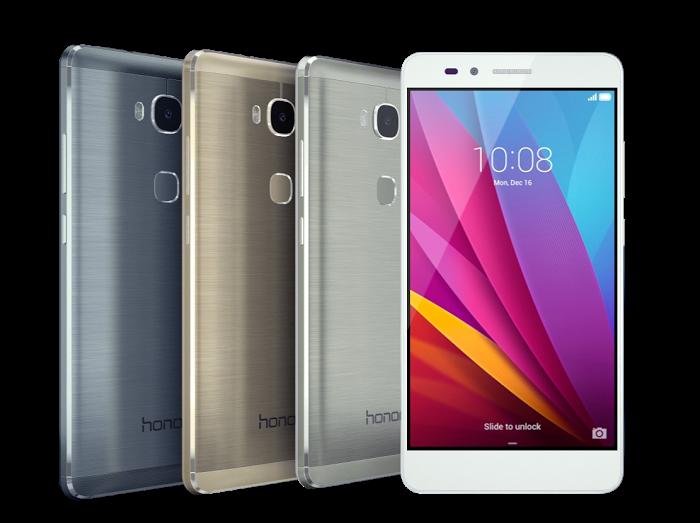 Honor 5X – mobilní telefon