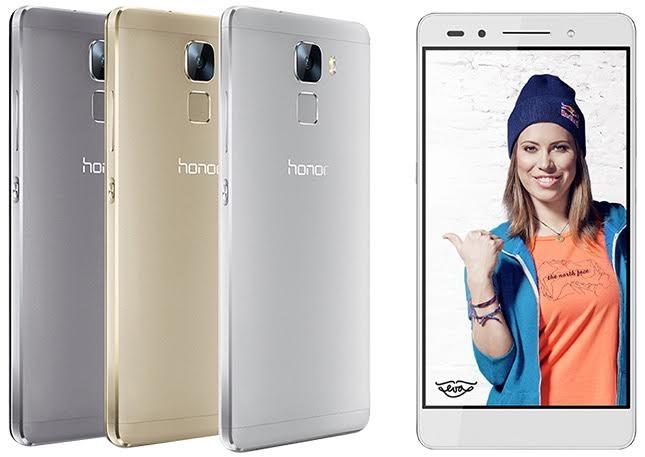 Honor 7 – mobilní telefon