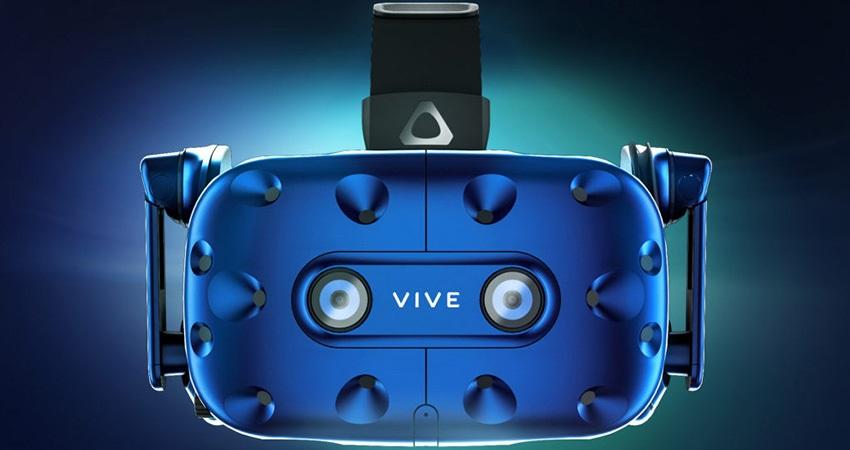 HTC Vive Pro; CES 2018