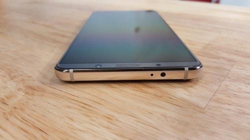 Huawei Mate 10 Pro, IR port