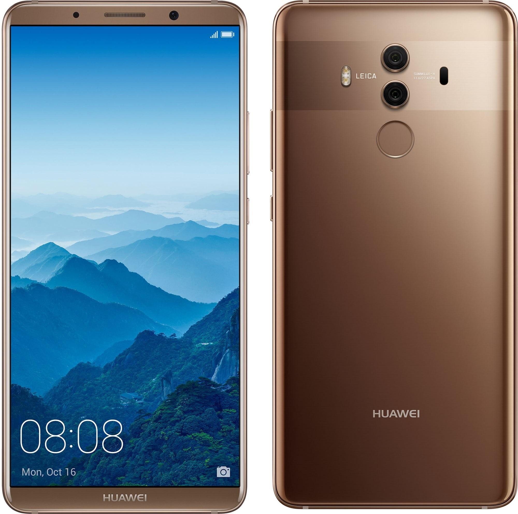 Huawei Mate10 Pro recenze