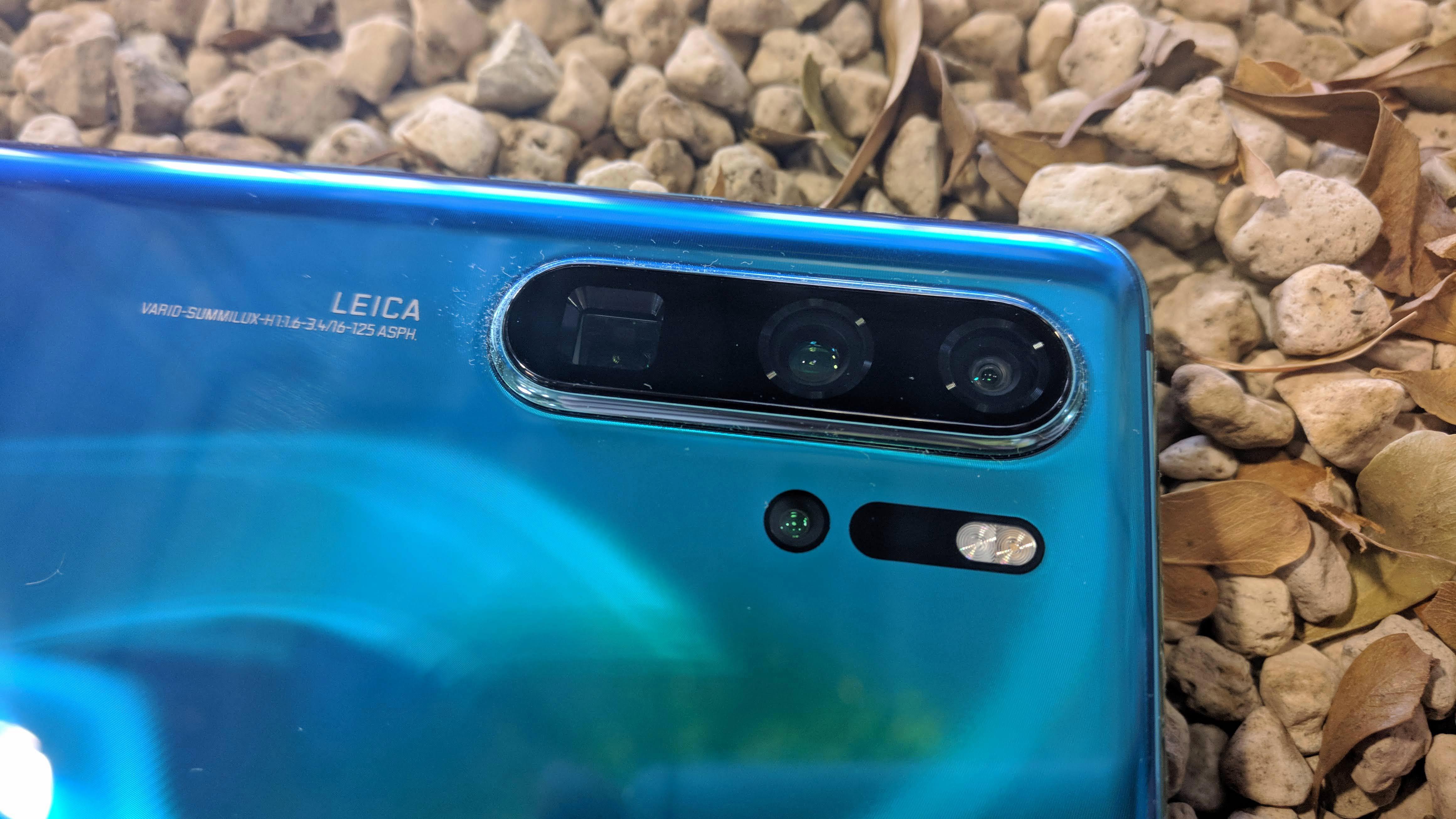Huawei P30 Pro, recenze, design a konstrukce