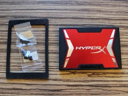 HyperX Savage – příslušenství