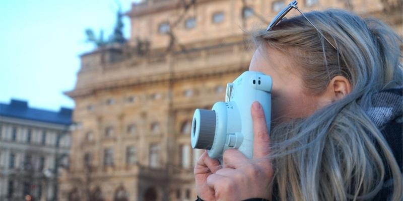 Recenze Fujifilm Instax Mini 8, každá fotka je originálem