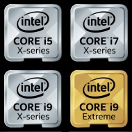 Intel Basin Falls; procesory