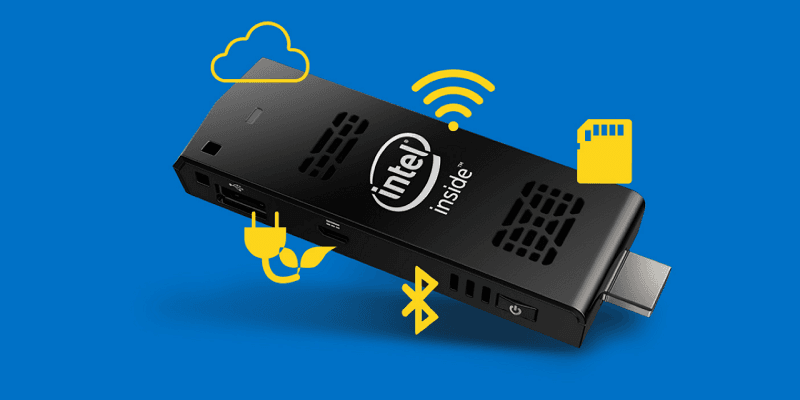 Nový Intel Compute Stick. Jaká je jeho druhá generace?