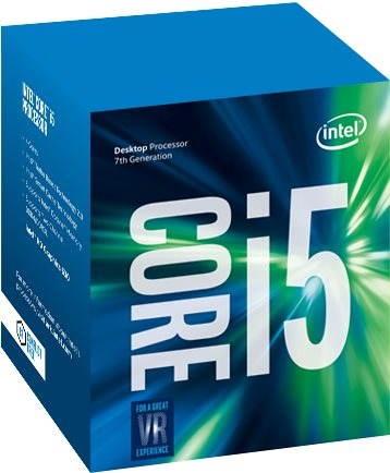 Intel Core i5 7. generace Kaby Lake