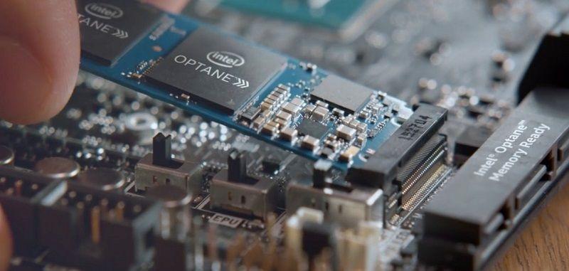 Intel Optane; instalace; vkládání do základní desky