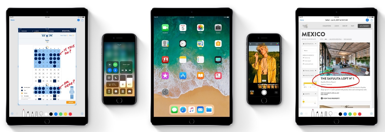 iOS 11; operační systém