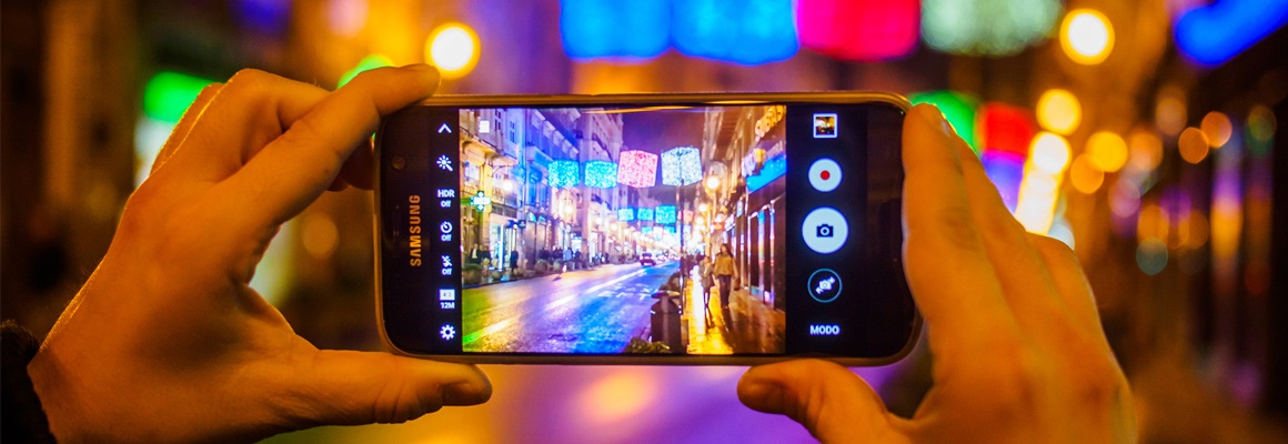 Jak fotit mobilním telefonem; tipy a triky