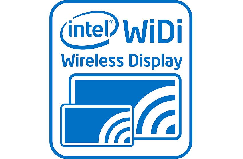 Jak připojit notebook k TV – Intel WiDi