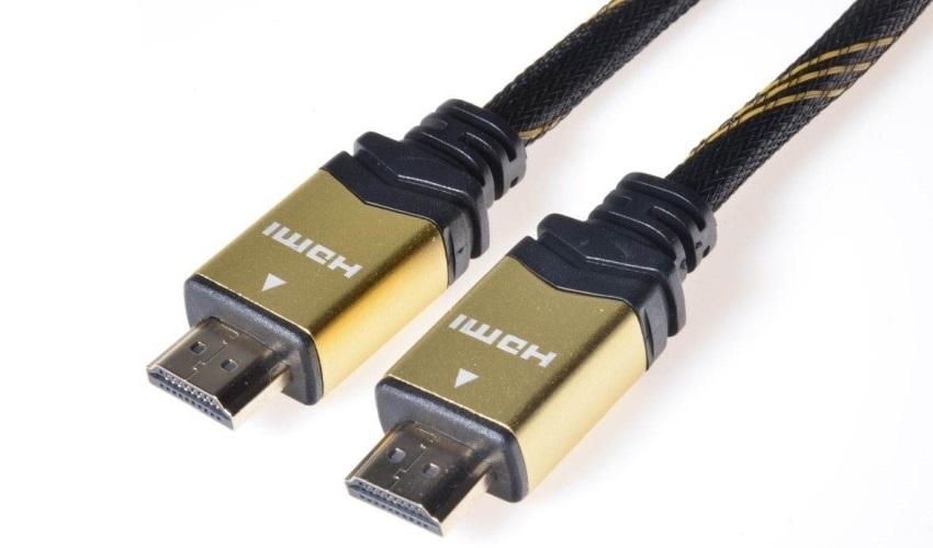 Propojení notebooku s televizí – HDMI
