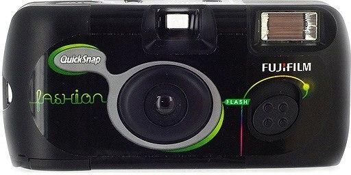Jednorázový foťák Fujifilm QuickSnap Fashion 400/27