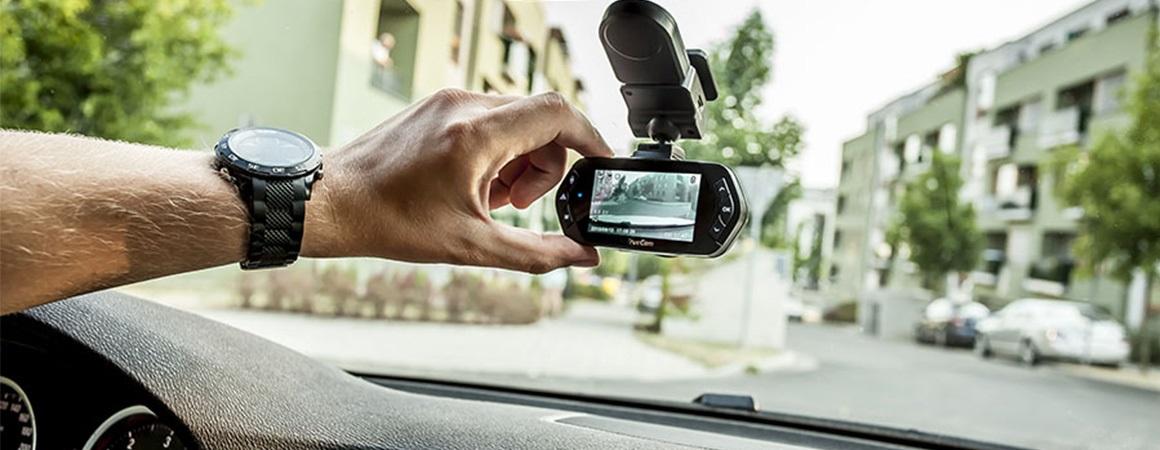 autokamera; palubní; automobil