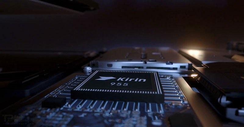 Kirin 955 - mobilní procesor