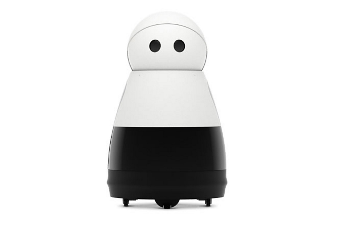 KURI, smart robot pro domácnost