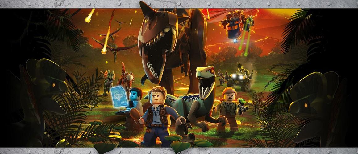 Lego Jurský svět