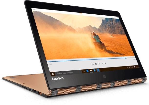 Tablet PC Lenovo Yoga 900; výhody nového notebooku