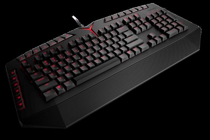Lenovo IdeaCentre AIO Y910; klávesnice v balení; herní příslušenství