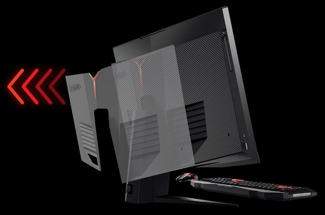 Lenovo IdeaCentre AIO Y910; upgrade