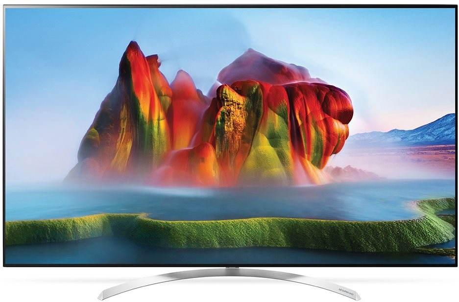 LG 4K TV; WebOS 3.5
