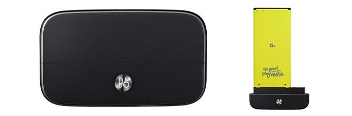 LG Hi-Fi Plus - výměnný modul, D/A převodník