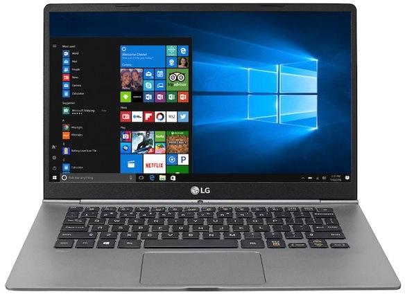 LG Gram; nejlehčí notebook na světě