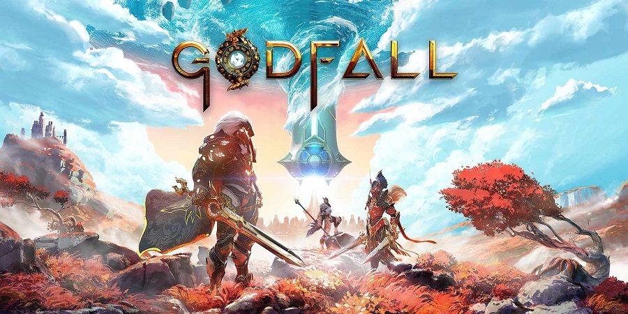 Godfall - Chudák v naleštěné zbroji (RECENZE PC)