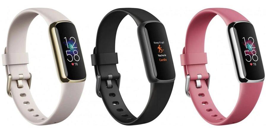 Fitness náramek Fitbit Luxe si zamilují všichni příznivci módy