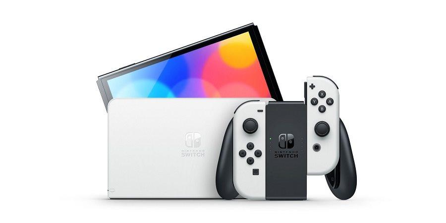 Nintendo Switch OLED Model (RECENZE) – Skvělý displej, ale minimum novinek