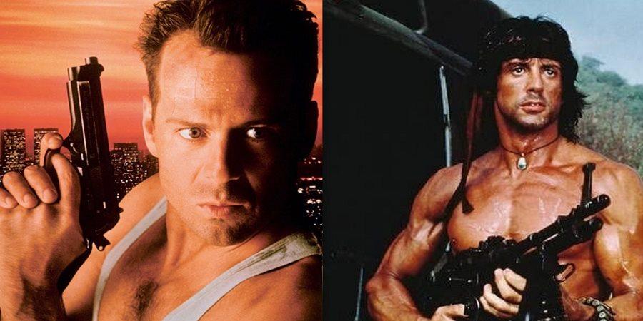 V Call of Duty: Warzone si možná brzy zahrajeme za Ramba a Johna McClanea ze Smrtonosné pasti (NOVIN