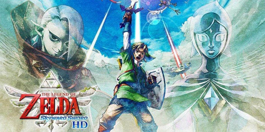 The Legend of Zelda: Skyward Sword HD (RECENZE) – Link a Zelda míří k oblakům