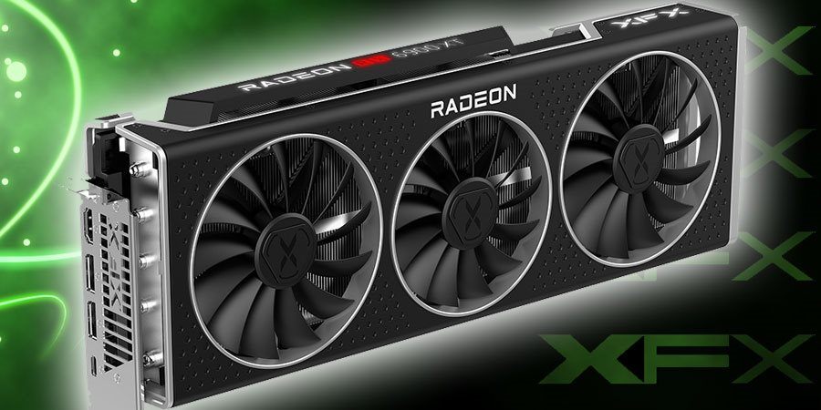 XFX Radeon RX 6900 XT Speedster MERC 319 Black (RECENZE A TESTY)
