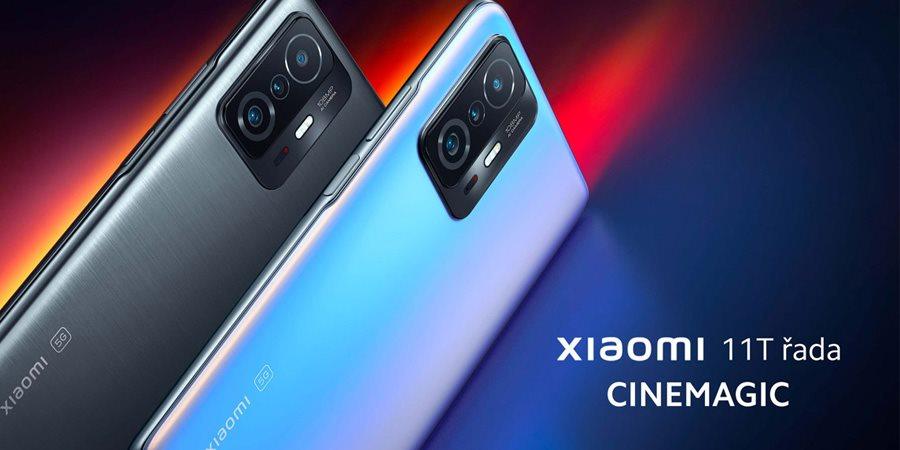 Xiaomi 11T a 11T Pro (PREVIEW): skvělý fotoaparát a 120W rychlonabíjení