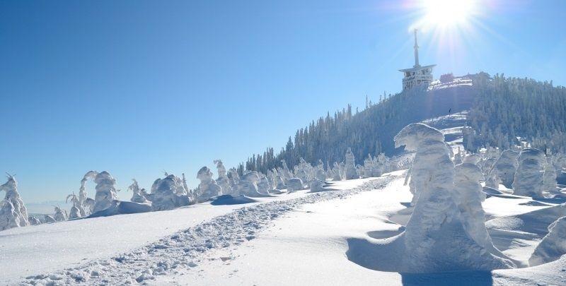 Nejvyšší vrchol Moravskoslezských Beskyd a Těšínska