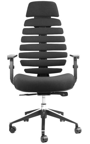 kancelářská židle; Mercury Star FishBones PDH 26-60; synchronní mechanika