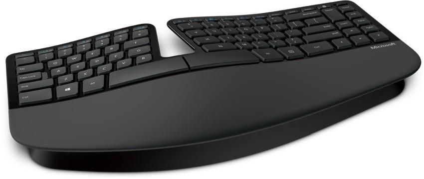 Ergonomická klávesnice Micsrosoft Sculpt Ergonomic Desktop