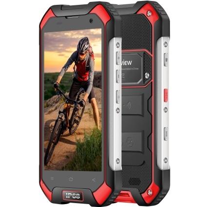 Mini mobil s nejlepší výdrží iGET Blackview GBV6000S