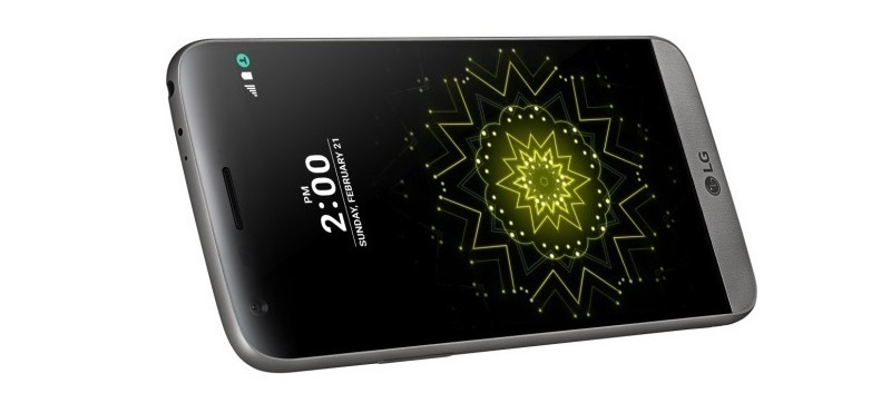 LG G5 - chytrý telefon