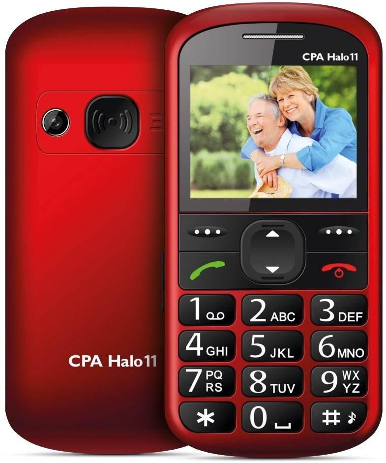 Mobilní telefon s dlouhou výdrží baterie