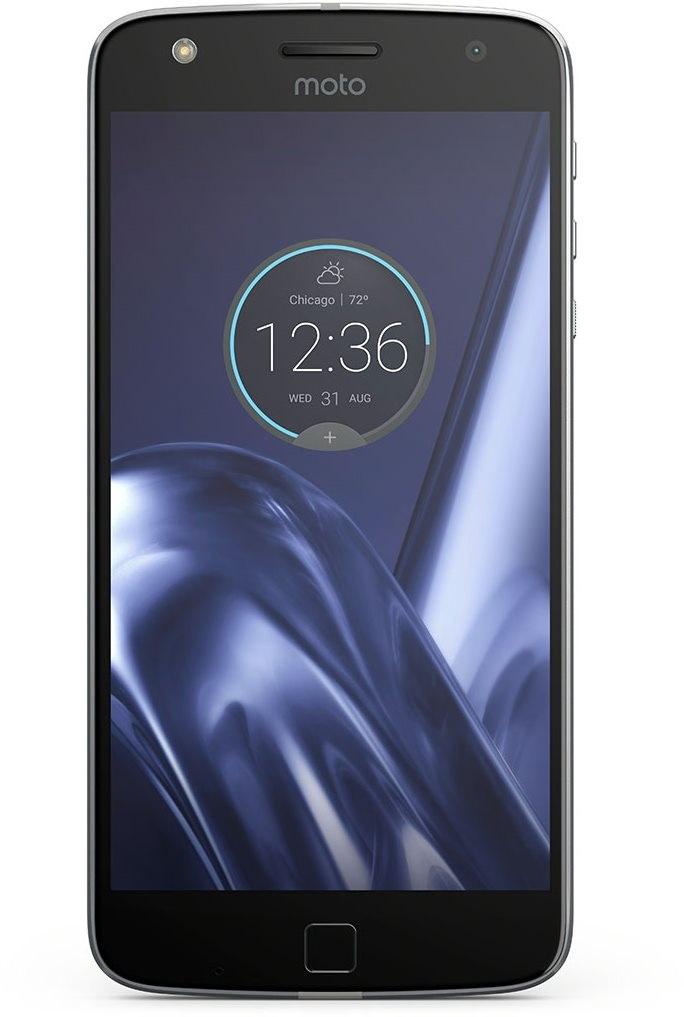 Lenovo Moto Z Play Black; černý smartphone; moduly Moto Mods