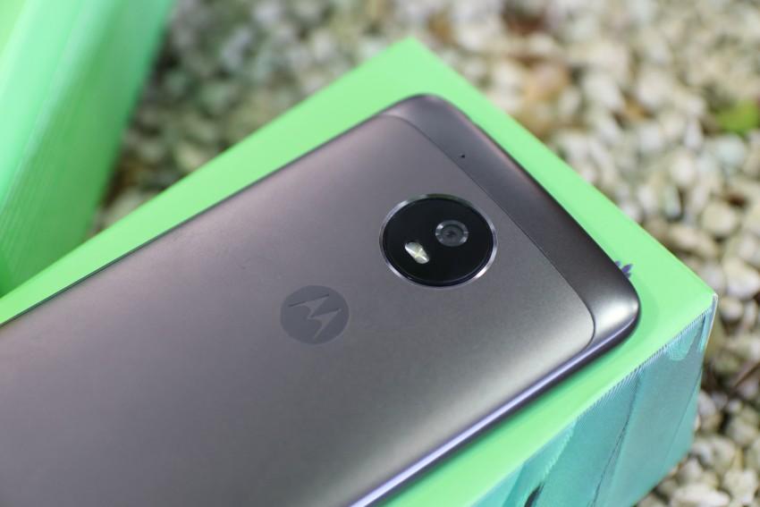 Moto G5 zapuštěný fotoaparát