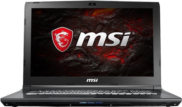 Herní notebooky MSI GL mají výkon desktopů