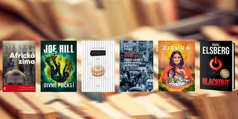 Nejlepší knihy 2017 podle redaktorů Alzy