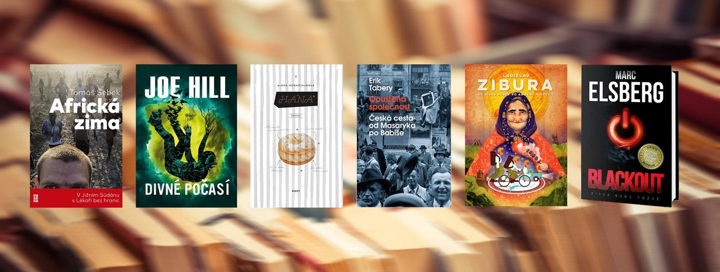 Nejlepší knihy