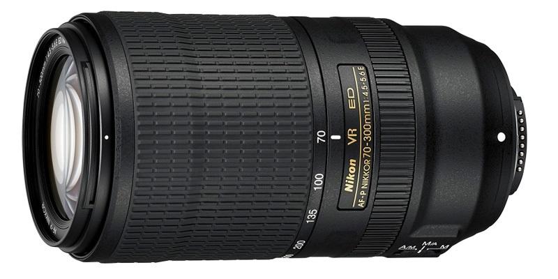 Recenze objektivu NIKKOR 70-300mm F4.5-5.6E AF-P ED VR