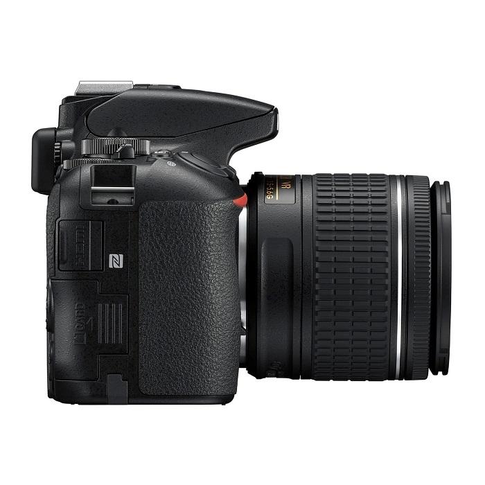 Nikon D5600 - pravá strana fotoaparátu