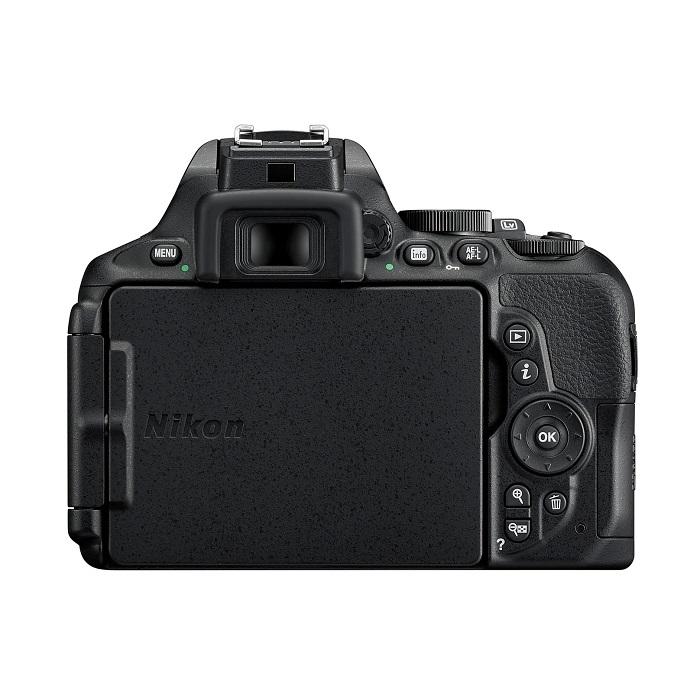 Nikon D5600 - zadní strana fotoaparátu