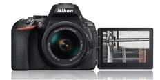 Nikon D5600 (RECENZE)